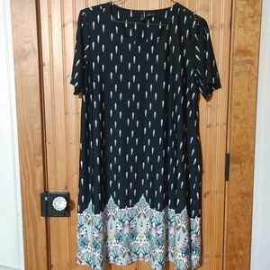 New Directions plus size swing dress size xl